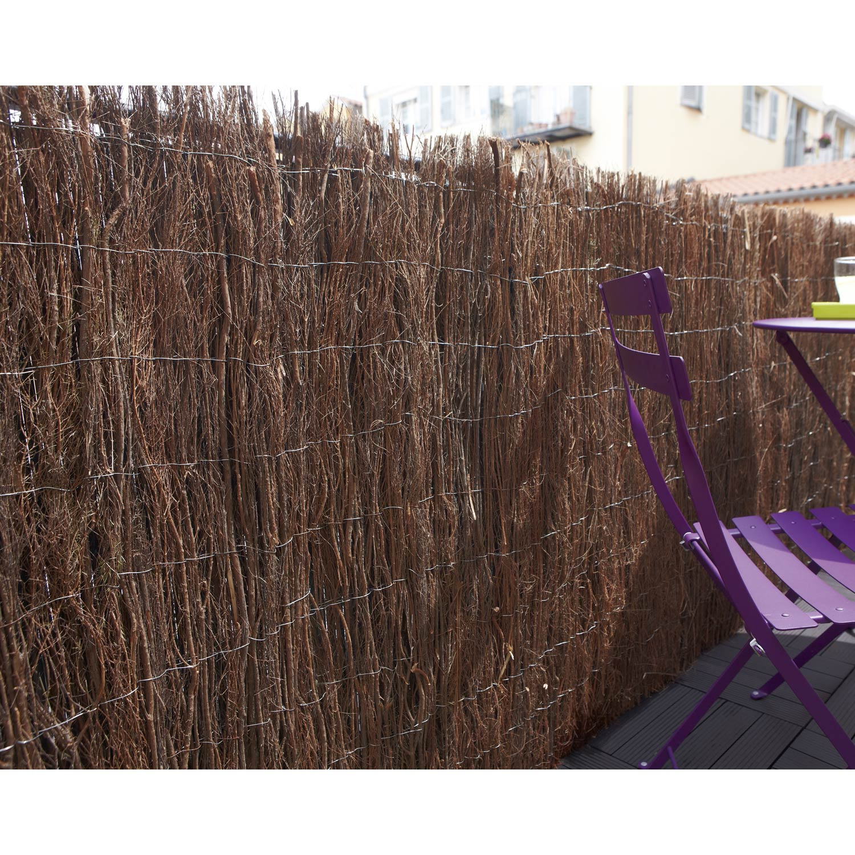 Palissade Bois Leroy Merlin Prix 44 façons de se cacher de vos voisins au jardin (photos et