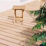 Terrasse bois composite - ©Silvadec