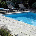 Aménagement piscine - ©Bradstone