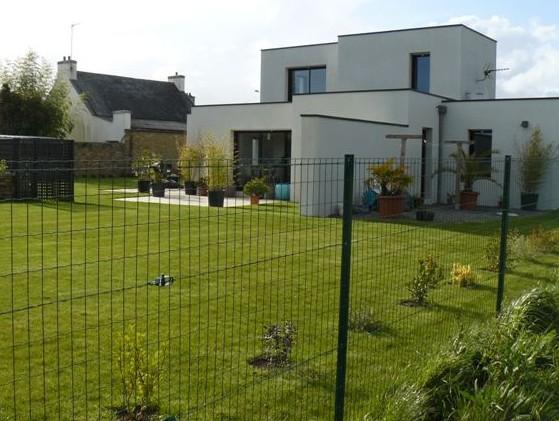 Clôture grillage pour jardin
