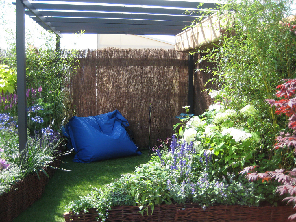 L importance de l ambiance de votre jardin - Deco jardin zen exterieur grenoble ...
