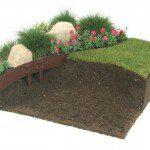 bordures de jardin bien les choisir. Black Bedroom Furniture Sets. Home Design Ideas