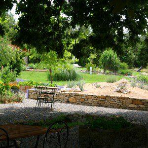Jardin méditerranéen ©CouleurLavande.com/Flickr - licence Creative Commons