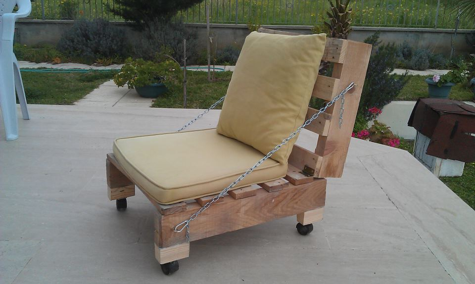 5 idées pour recycler des palettes en bois dans son jardin