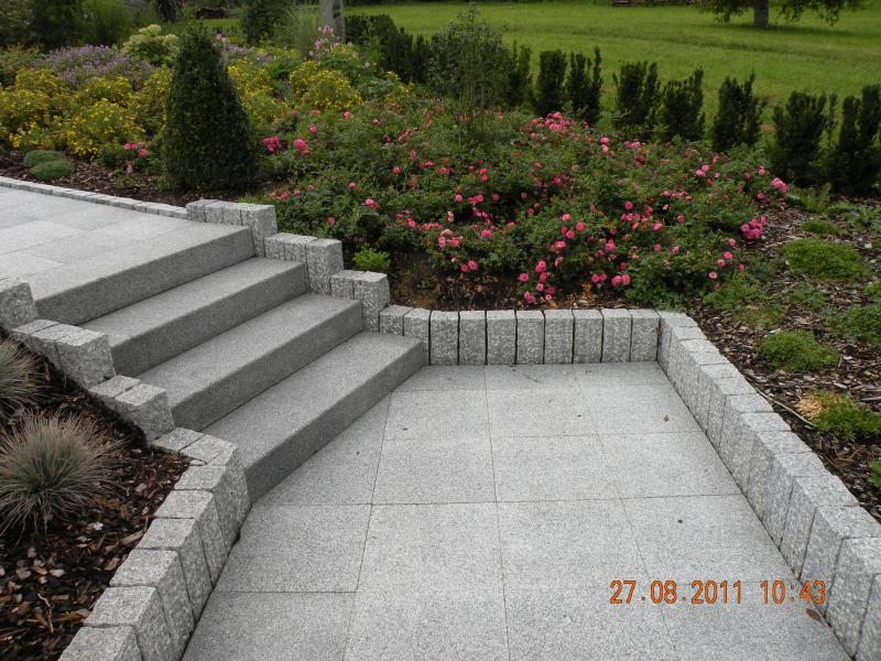 Quelle Pierre Naturelle Choisir Pour Son Dallage De Terrasse - Dalle en granit pour terrasse
