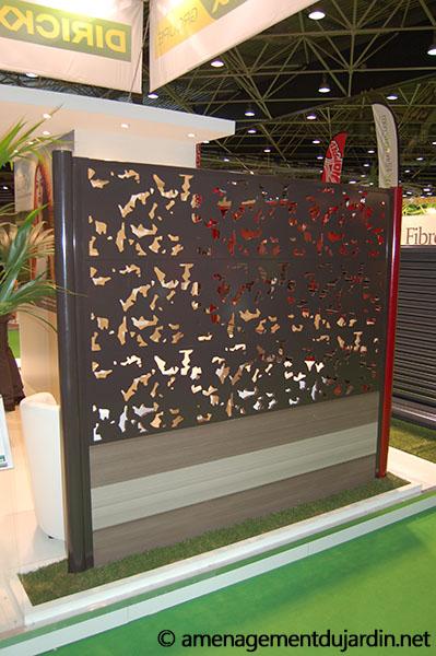 cl ture acier bois aluminium r sine les nouveaut s 2014. Black Bedroom Furniture Sets. Home Design Ideas