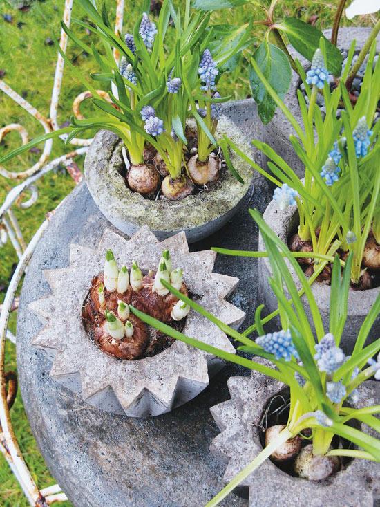 9 façons de créer soi-même des pots pour son jardin