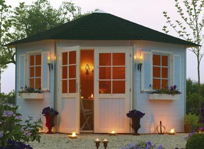 Eclairage d'un abri ©FranceAbris