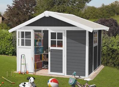 abri de jardin les conseils pour le rendre plus s duisant. Black Bedroom Furniture Sets. Home Design Ideas