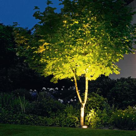 savoir quel clairage utiliser pour chaque partie de son jardin. Black Bedroom Furniture Sets. Home Design Ideas