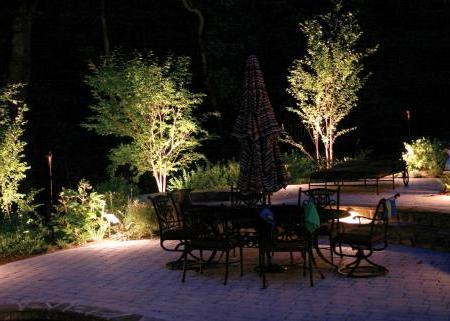 Savoir quel éclairage utiliser pour chaque partie de son jardin