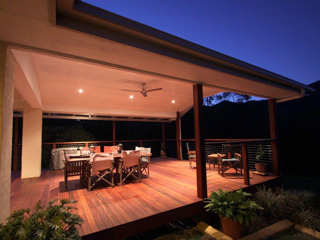 Eclairage De Terrasse Exterieur savoir quel éclairage utiliser pour chaque partie de son jardin