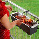 Barbecue balconnière ©Inconnu