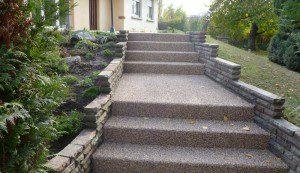 Escalier en béton désactivé ©fehr-groupe.com