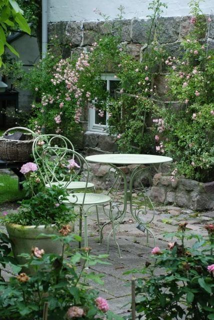 Toutes Les Ides Pour Crer Un Jardin Vintage