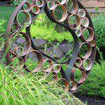 Sculpture extérieure en forme de cercle ©Blog.oregonlive.com