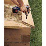 Le rebord en planches ©Thisoldhouse.com