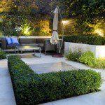 Terrasse en dalles claires ©inconnu
