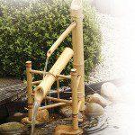 Fontaine en bambou ©Ubbink