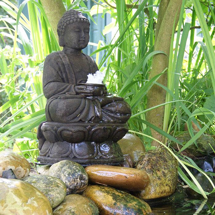 Fontaine de Bouddha ©Ubbink