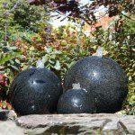 Fontaine boules ©Ubbink