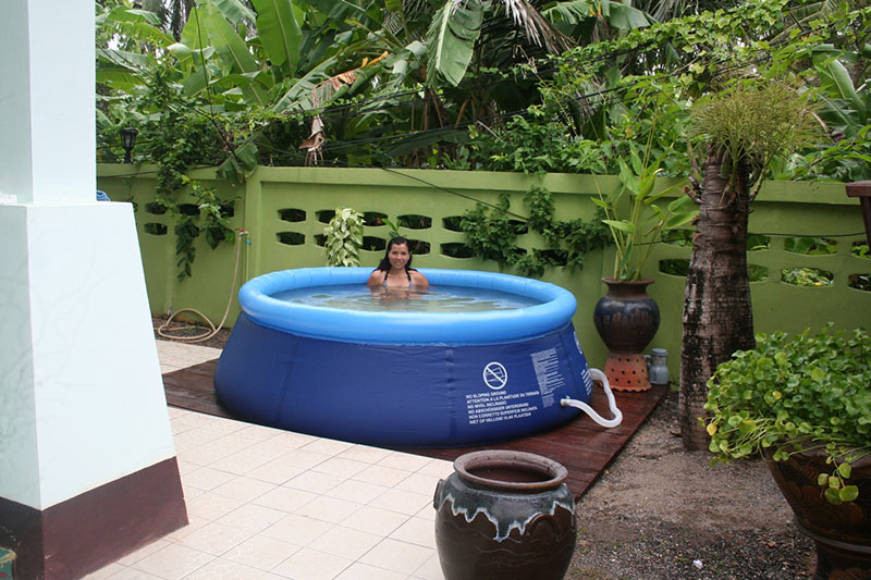 Fabricant piscine gonflable de jardin for Piscines gonflables