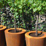 En acier corten ©So-garden.com