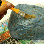Peignez votre rocher ©Wikihow.com