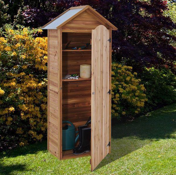 Comment choisir la bonne taille pour votre abri de jardin - Abri jardin grande taille ...