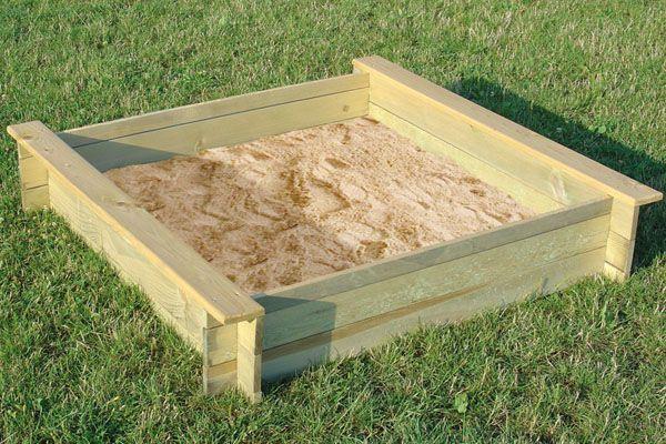 Bac à sable ©Trigano Store
