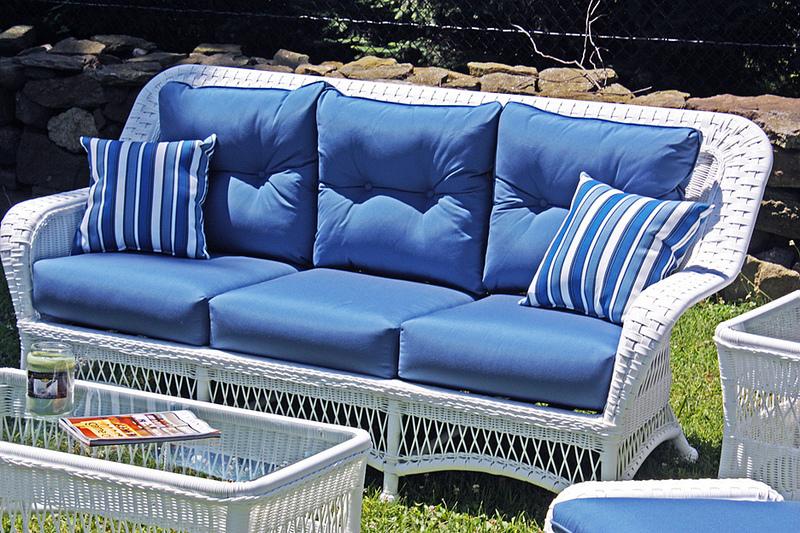 Coussins colorés pour agrémenter un canapé ©wicker paradise-Flickr (Creative Commons)