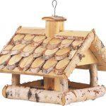 Mangeoire de style rustique ©Aubry-gaspard.com