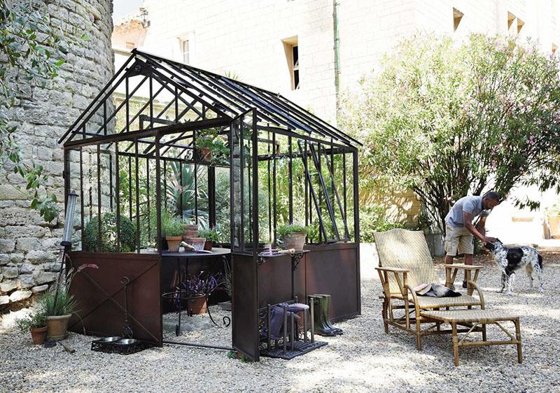 A la d couverte de la gamme outdoor de maisons du monde - Serre maison du monde ...