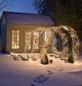 7 raisons qui vont vous faire adorer l 39 hiver au jardin. Black Bedroom Furniture Sets. Home Design Ideas